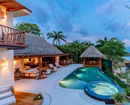 Villa Paradise Coves 3 - Luxury Punta de Mita Vacation Rental Villa - Riviera Nayarit, Mexico