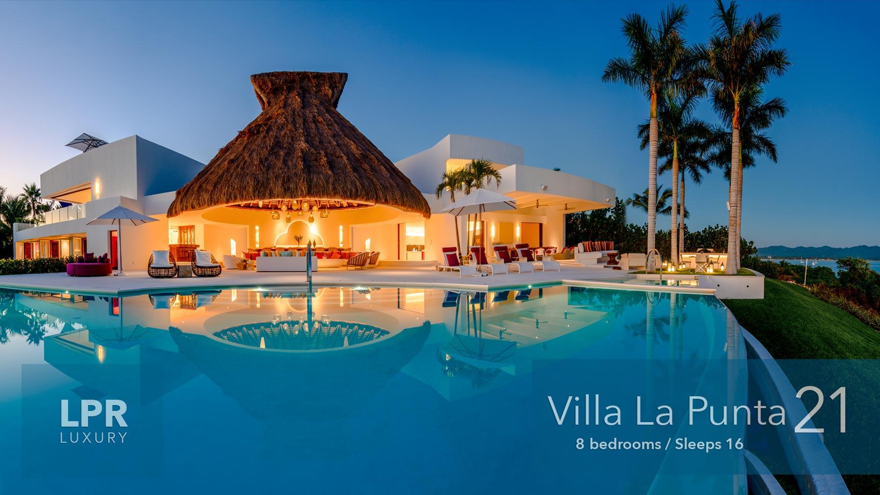 Villa La Punta 21 - Punta Mita Resort - Mexico Luxury Vacation Rentals and Resort Real Estate