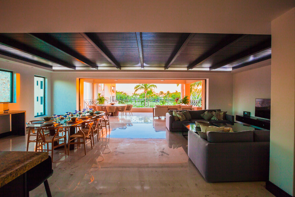 Hacienda de mita 1004 - Punta Mita resort vacation rental condo - Riviera Nayarit, Mexico