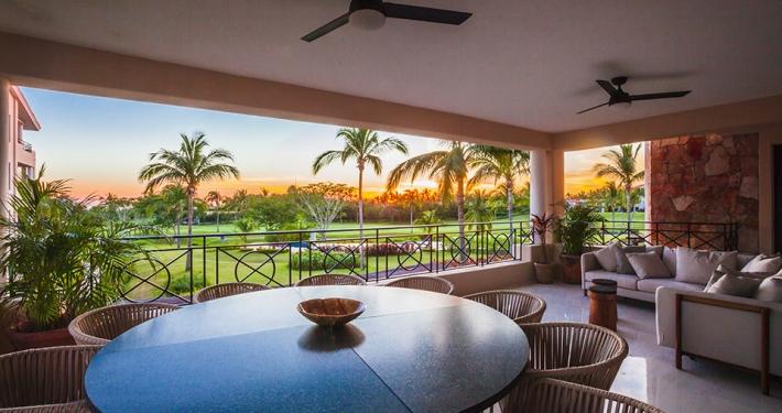Hacienda de mita 1004 - Punta Mita resort vacation rental condo - Riviera Nayarit, Mexico
