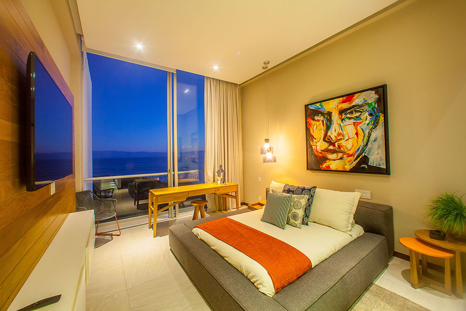 Bolongo - Penthouse 208 - Luxury Punta de Mita beach condos