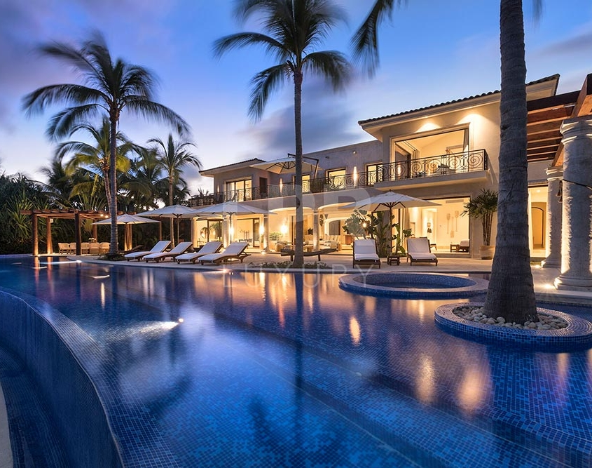 Villa La Punta 11 - Punta Mita Resort Luxury vacation rental villa for sale