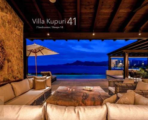 Villa Kupuri 41 - Luxury vacation rentals - Rental Villas at the Punta Mita Resort, Riviera Nayarit, Mexico