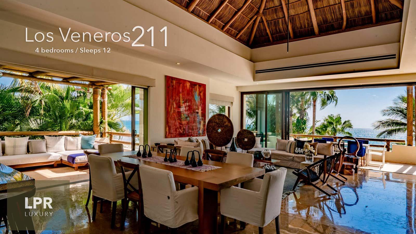 Los Veneros 211 - Luxury Punta de Mita vacation rental condo - Riviera Nayarit, Mexico