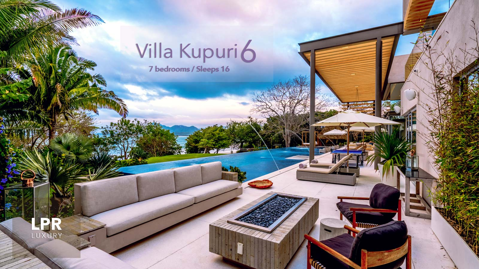 Villa Kupuri 6 - Ultra Luxury beachfront vacation rental villa at the Punta Mita Resort, Four Seasons / St. Regis - Punta Mita, Mexico
