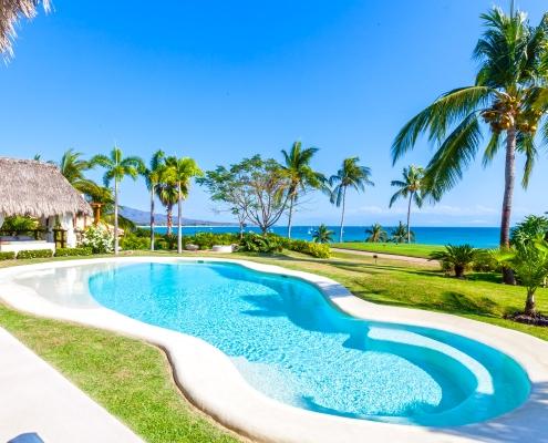 Villa Lagos del Mar 7 - Luxury vacation rental villa on the Jack Nicklaus golf course at the Four Seasons / St. Regis, Punta Mita Resort, Riviera Nayarit, Mexico