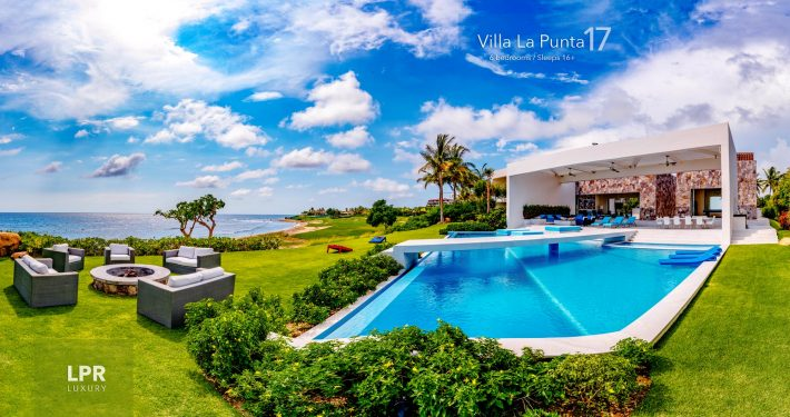 Villa La Punta 17 - Ultra cool private luxury vacation rental villa by the St. Regis Punta Mita, Riviera Nayarit, Mexico