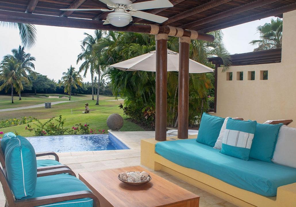 Villa Las Palmas 20 - Punta Mita resort golf course villa for sale - Punta Mita Properties - Real Estate - Mexico