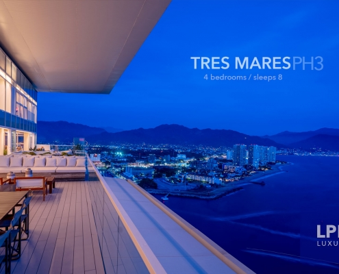 The Queen Penthouse at Tres Mares - Puerto Vallarta, Mexico