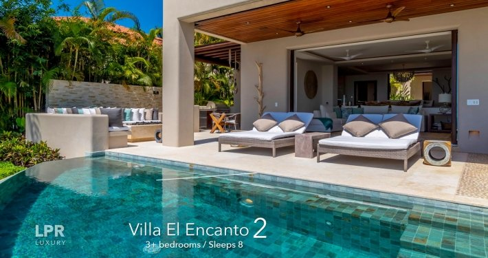 Villa El Encanto 2 - El Encanto Villas at El Encanto - Punta Mita Mexico Vacation Rental Villas