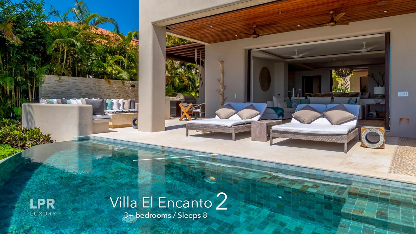 Villa El Encanto 2 - El Encanto Villas at El Encanto - Punta Mita Mexico Vacation Rental Villas