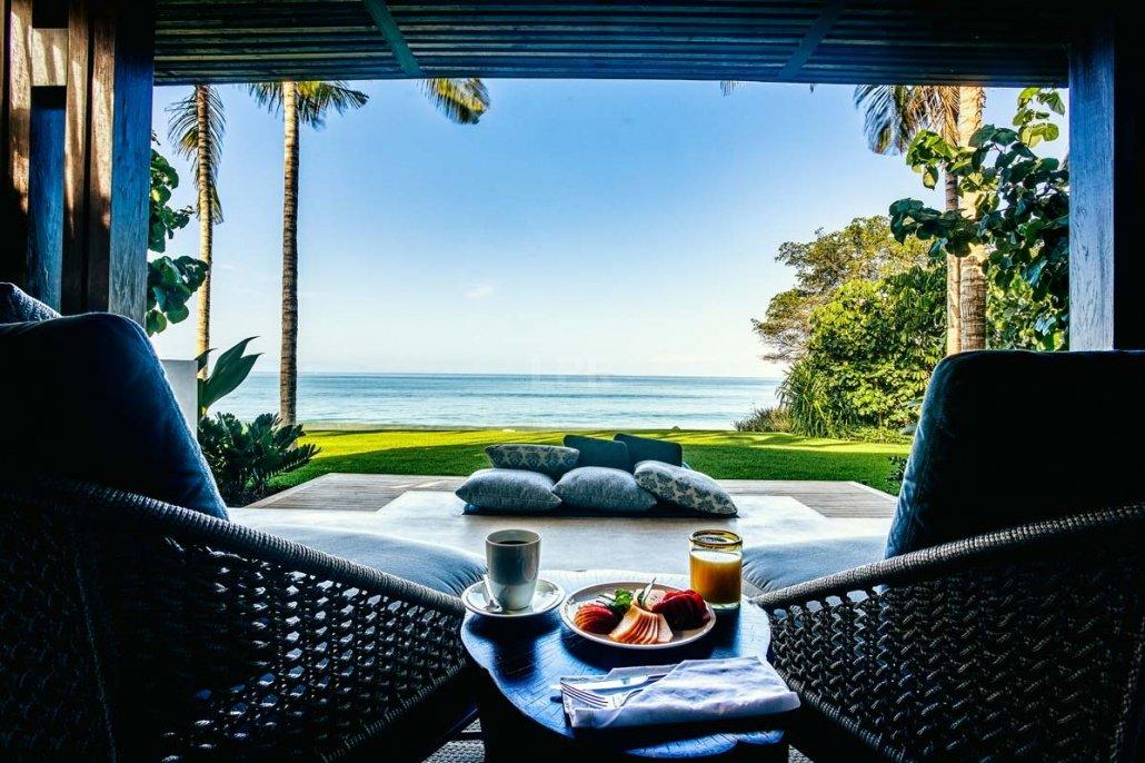 Ultra Luxury Villa Ranchos 5 - Beachfront family vacation rental home on sandy Ranchos beach at the exclusive Punta Mita Resort, Riviera Nayarit, Mexico