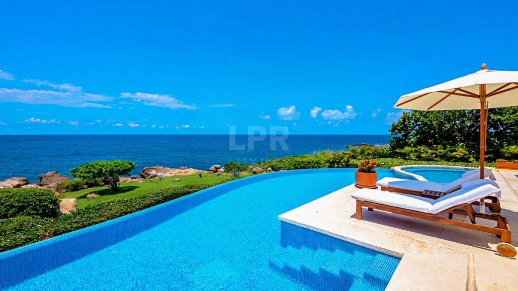 Four Seasons Private Villa 4 - Luxury oceanfront vacation rental villa at the Four Seasons Resort, Punta Mita, Riviera Nayarit, Mexico