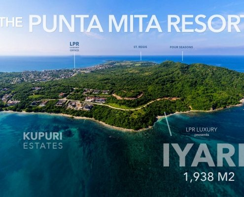 Iyari - Lot 8 - Punta Mita - Luxury real estate - Homes and homesite at the Punta Mita Resort