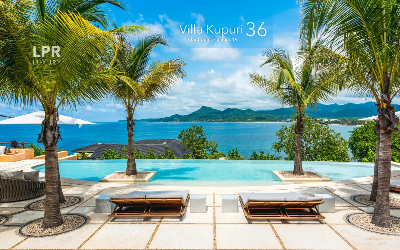 Villa Kupuri 36 - Luxury Punta Mita vacation rentals - Puerto to Vallarta / Four Seasons / St. Regis - Mexico