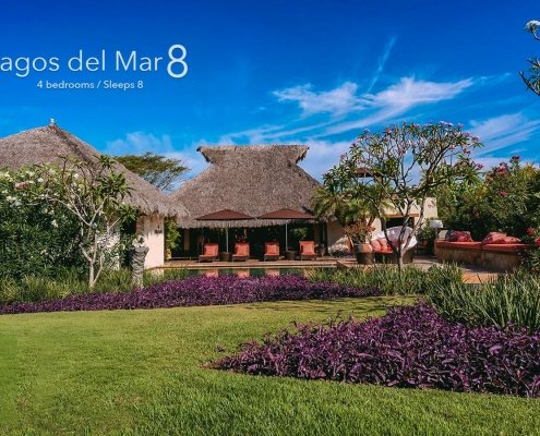 Villa Lagos del Mar 8 - Luxury real estate and vacation renal properties at the Punta Mita Resort