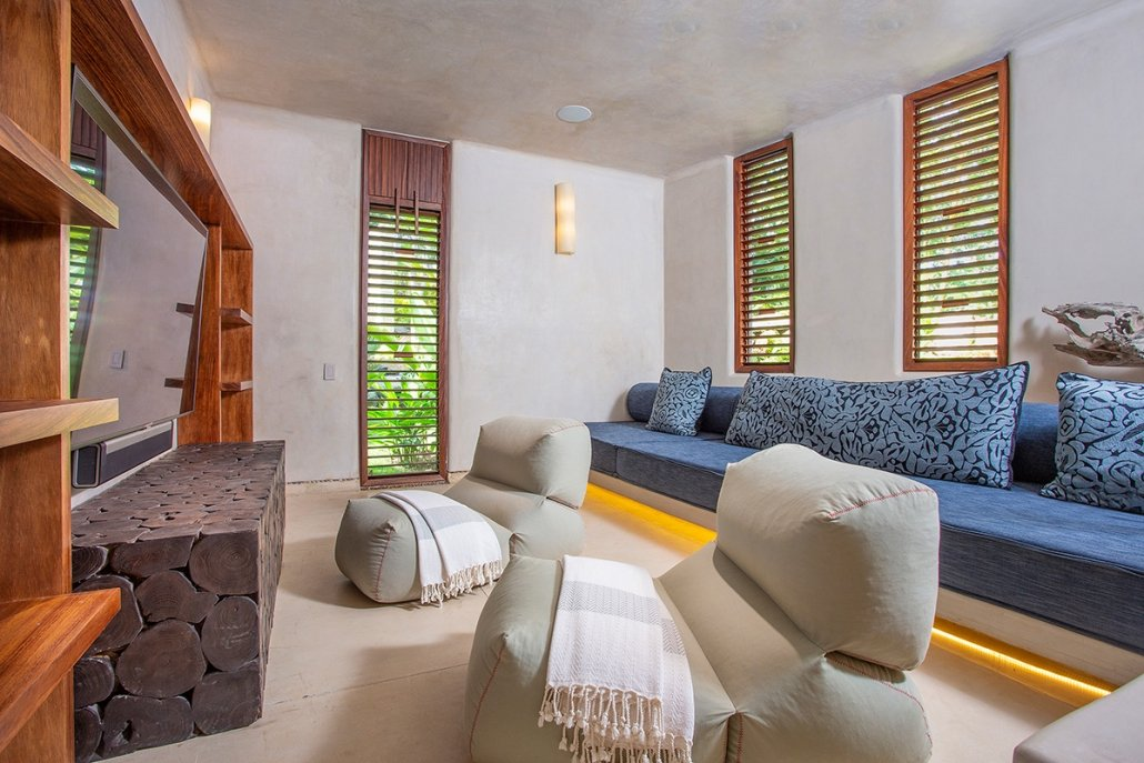 Villa Kupuri 5 - Luxury beachfront vacation rentals at the Punta Mita Resort, Riviera Nayarit, Mexico