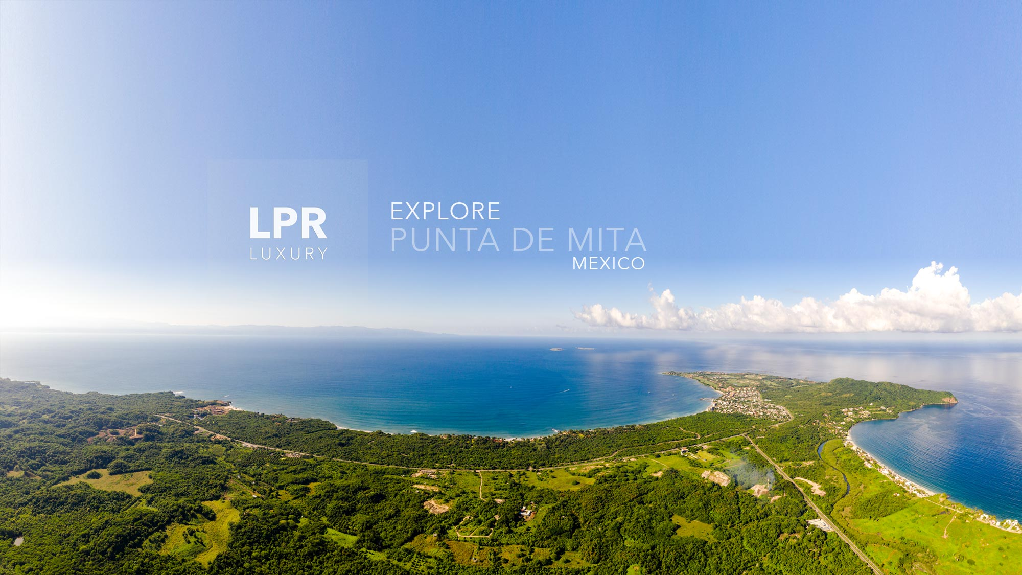 Explore Punta de Mita, Riviera Nayarit - Luxury real estate and vacation rentals North of Puerto Vallarta, Mexico