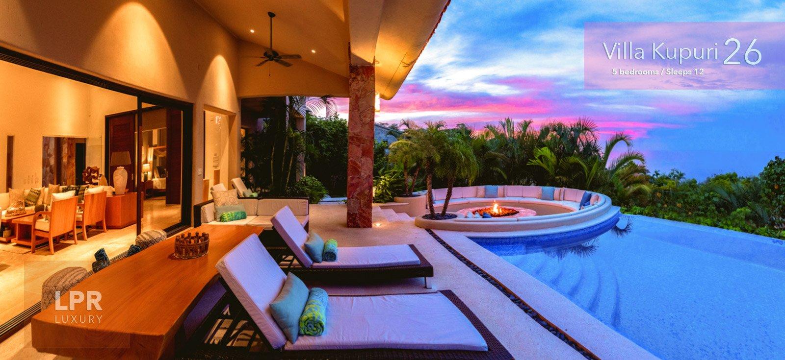 Villa Kupuri 26 - Punta Mita Resort Real Estate and Vacation Rentals