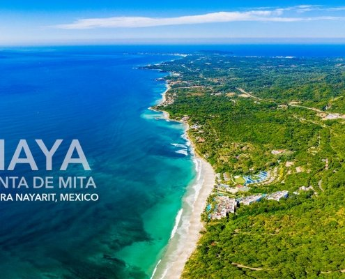 Naya - Punta de Mita - Luxury beachfront resort residences for sale - Luxury Real estate North of Puerto Vallarta, Mexico