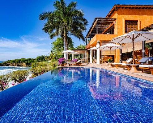 Villa Paradise Coves 5 - Luxury Punta de Mita Vacation Rental Villa - Riviera Nayarit, Mexico