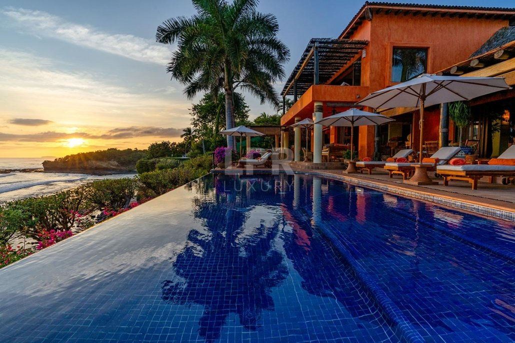 Villa Paradise Coves 5 - Luxury Punta de Mita Vacation Rental Villa - Riviera Nayarit, Mexico