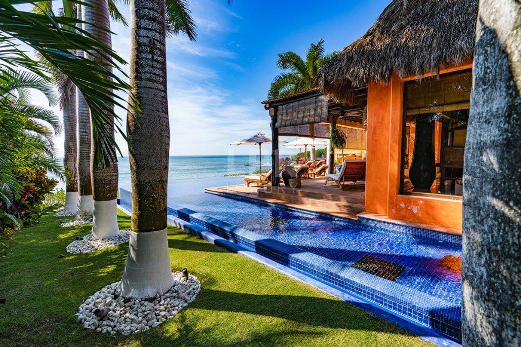 Villa Paradise Coves 5 - Luxury Punta de Mita Vacation Rental Villa - Riviera Nayarit, Mexicoq