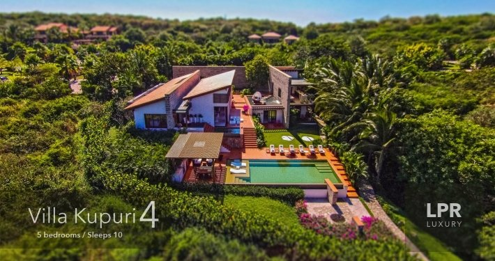Villa Kupuri 4 - Modern luxury at the Punta Mita Resort, Riviera Nayarit, Mexico