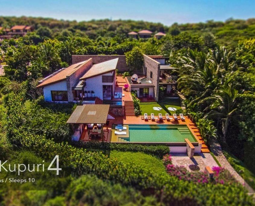 Villa Kupuri 4 - Modern luxury at the Punta Mita Resort, Riviera Nayarit, Mexico