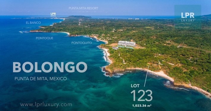 Bolongo - Punta de Mita beachfront real estate and vacation rentals - Condos and Villas for sale and rent. Riviera Nayarit, Mexico