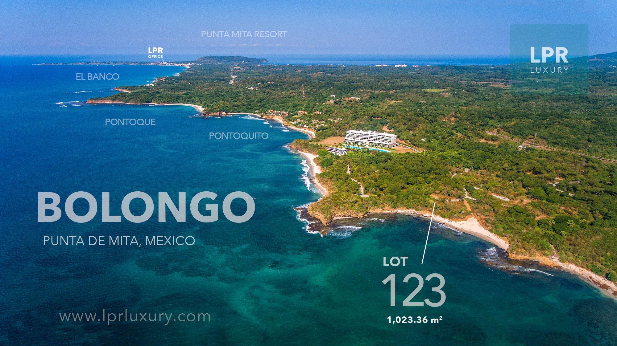 Bolongo - Punta de Mita beachfront real estate and vacation rentals - Condos and Villas for sale and rent. Riviera Nayarit, Mexico