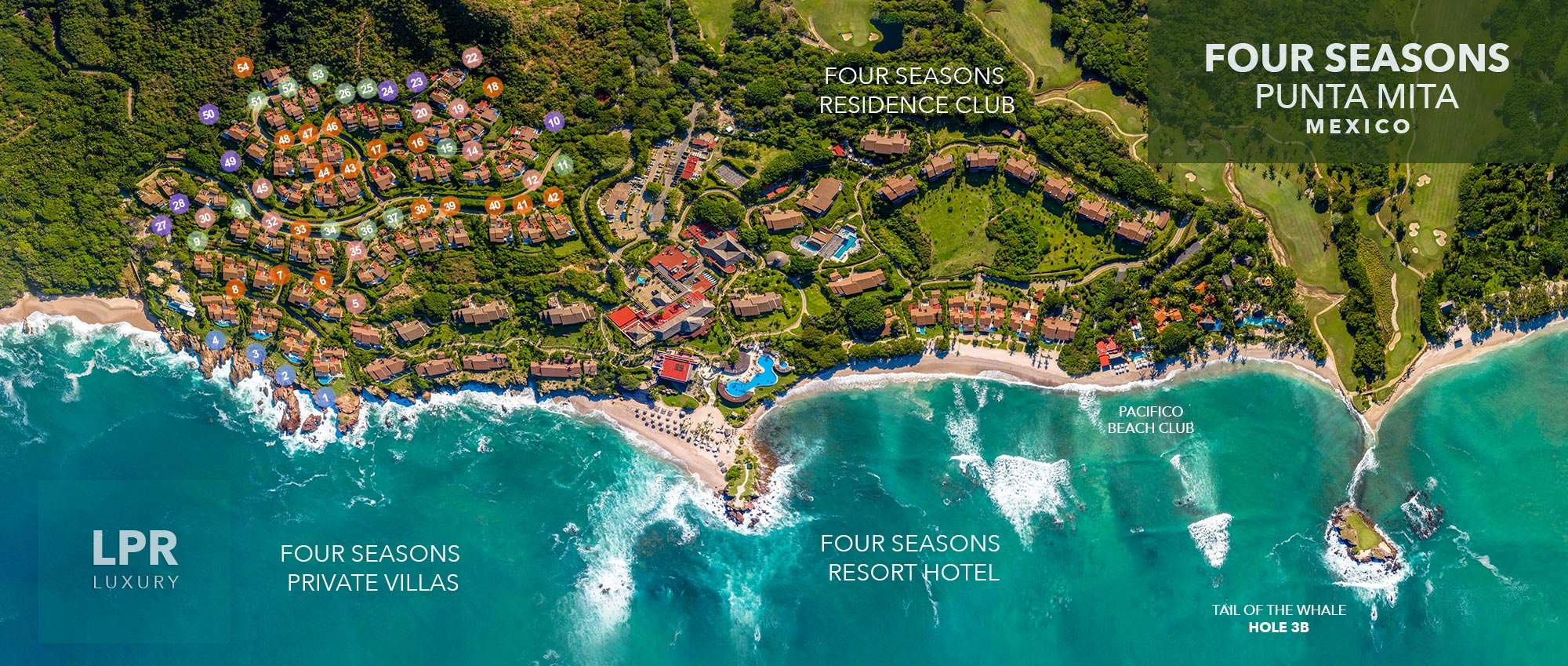 Explore the Four Seasons Resort - Punta Mita, Riviera Nayarit, Mexico