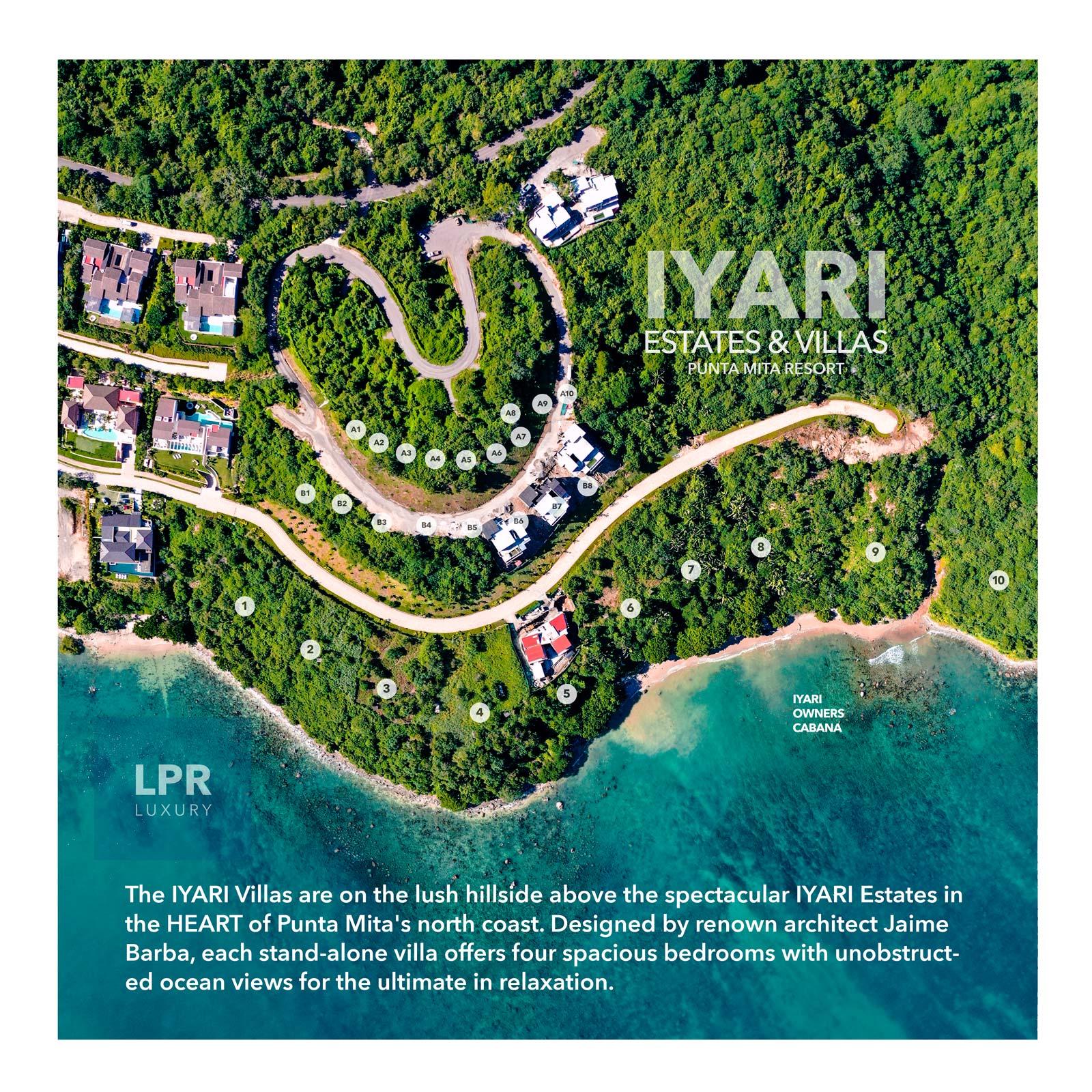 Iyari Estates & Villas at the Punta Mita Resort, Riviera Nayarit, Mexico
