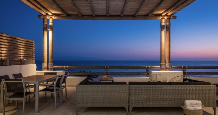 Los Veneros - Pacifico 406 - Luxuey North shore Puerto Vallarta real estate for sale - Punta de Mita beach condo rentals
