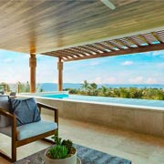 TAU Residences - Golf course condos at the Punta Mita Resort - Riviera Nayarit, Mexico