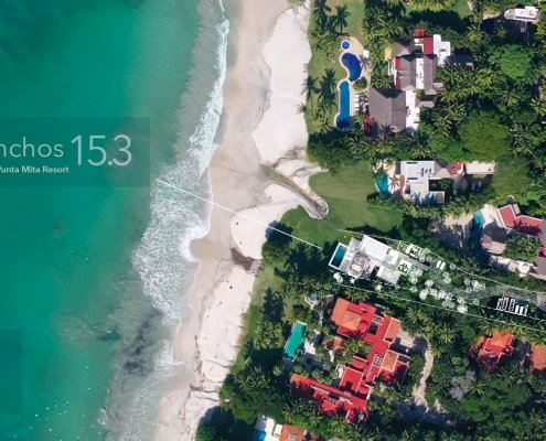 Ranchos Estates - Lot 15-3 - Punta Mita Resort luxury real estate for sale - Homesite building lots in Punta Mita