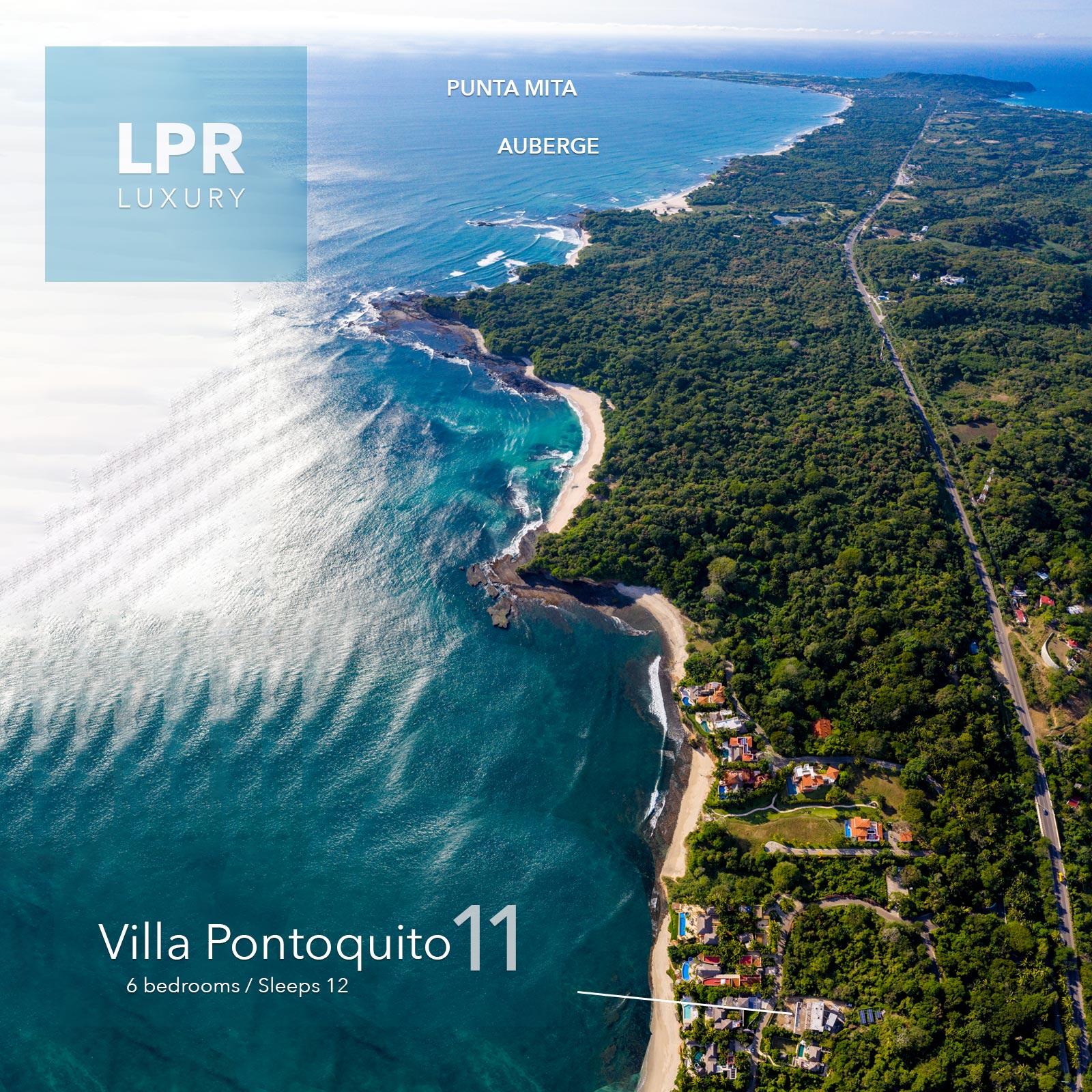 Villa Pontoquito 11 - Luxury vacation rental villa for sale - Punta de Mita real estate - Riviera Nayarit, Mexico