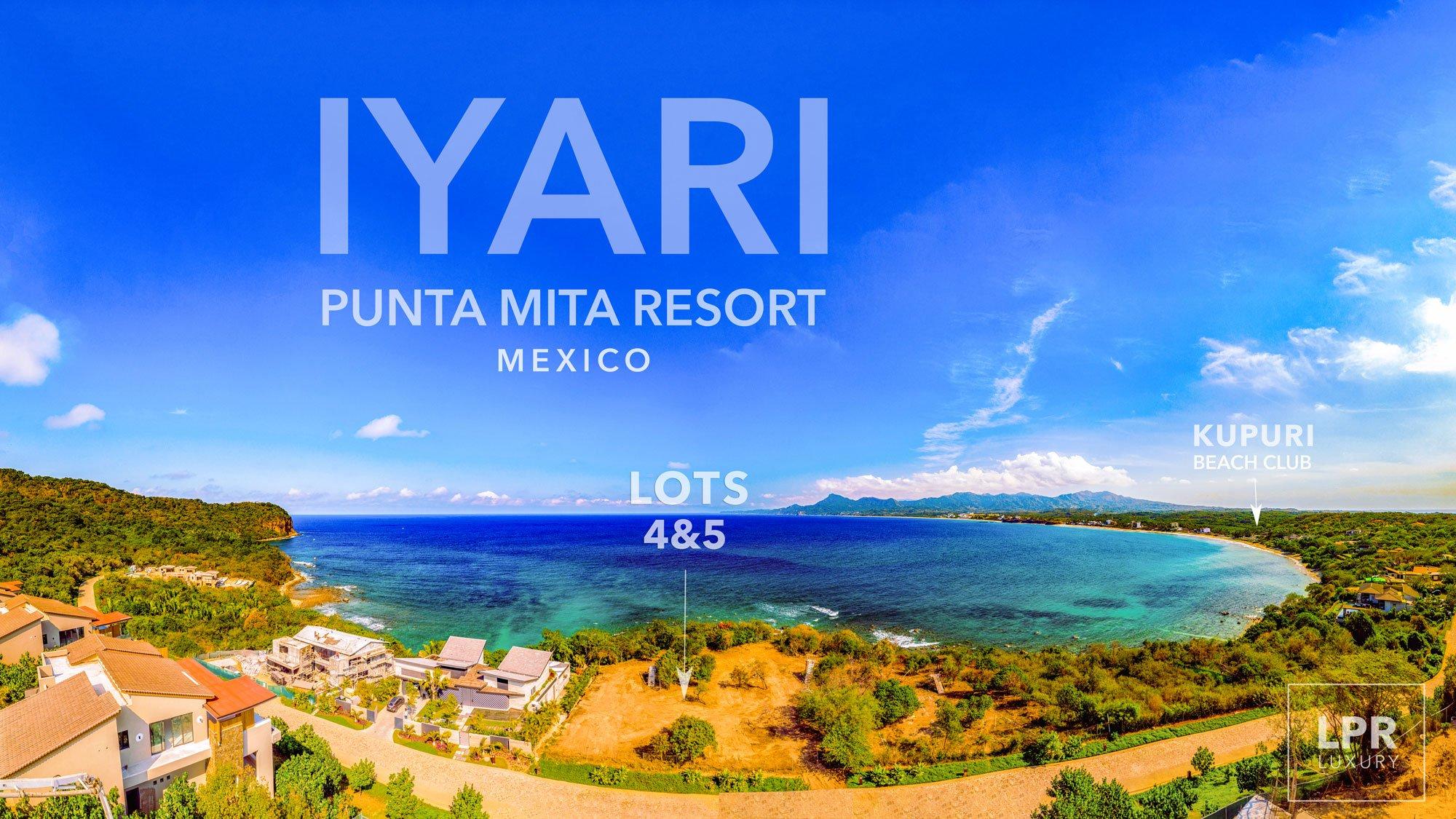 Iyari Estates & Villas - Punta Mita Resort, Riviera Nayarit, Mexico