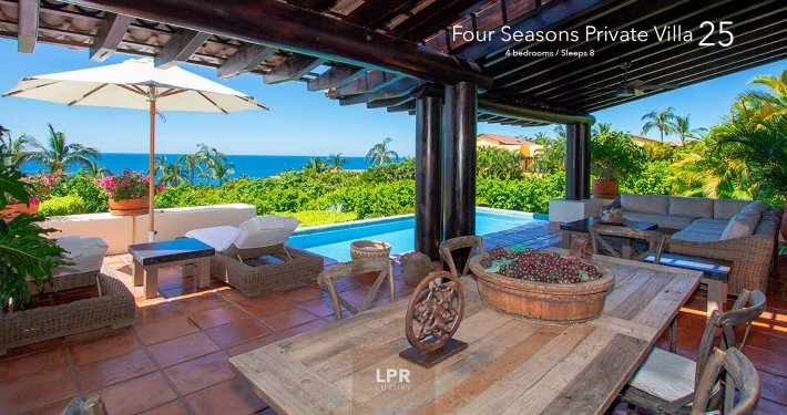 Four Seasons Private Villa 25 - Punta Mita Resort, Riviera Nayarit, Mexico
