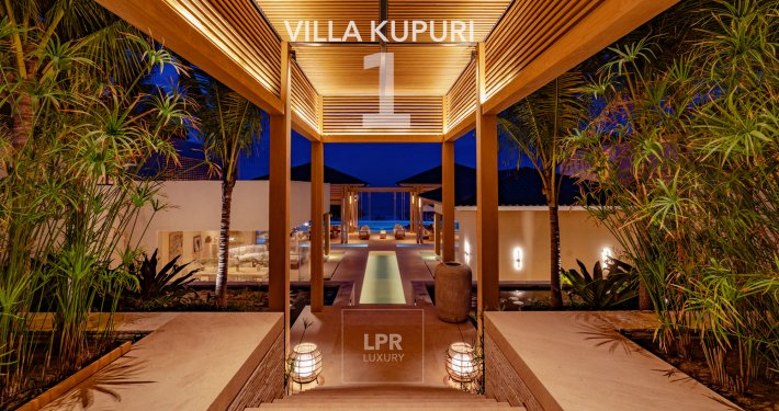 Villa Kupuri 1 - Ultra Luxury beachfront vacation rental villa at the Punta Mita Resort, Four Seasons / St. Regis - Punta Mita, Mexico