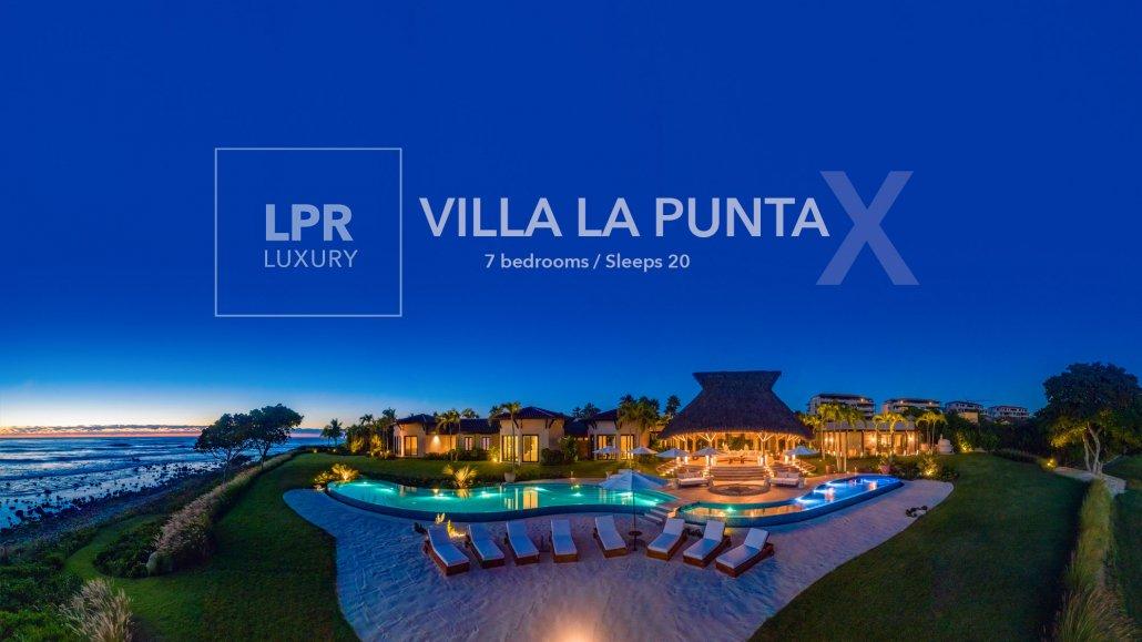 Villa La Punta Estates X - Ultra luxury Punta Mita beachfront vacation villa   Experience a secret underground speakeasy playground in Mexico.