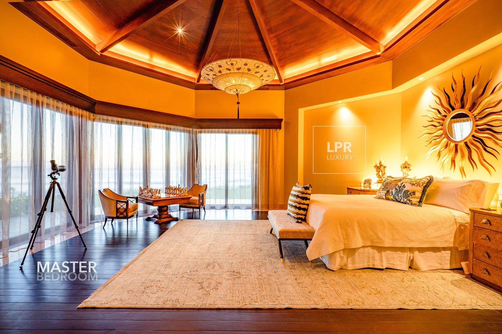 Villa La Punta Estates X - Ultra luxury Punta Mita beachfront vacation villa | Experience a secret underground speakeasy playground in Mexico.