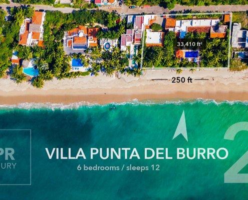 Villa Punta del Burro 2 - Punta del Burro real estate