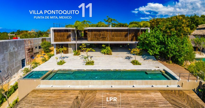 Villa Pontoquito 11 - Luxury vacation rental villa for sale - Punta de Mita real estate - Riviera Nayarit, Mexico