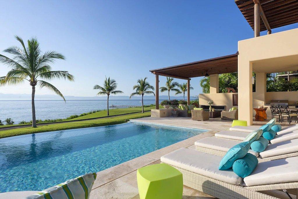 Villa El Encanto 7 - Luxury vacation rental villa at the Punta Mita Resort, Riviera Nayarit, Mexico