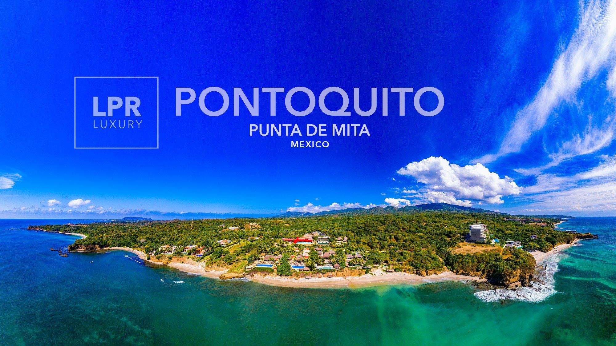 Pontoquito - Luxury vacation rental villas for sale - Punta de Mita real estate - Riviera Nayarit, Mexico
