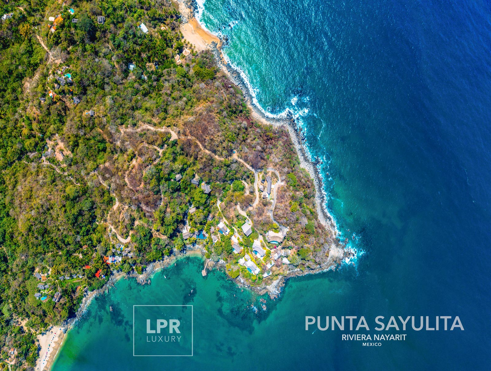Punta Sayulita - Luxury beachfront vacation real estate for sale - Riviera Nayarit, Mexico