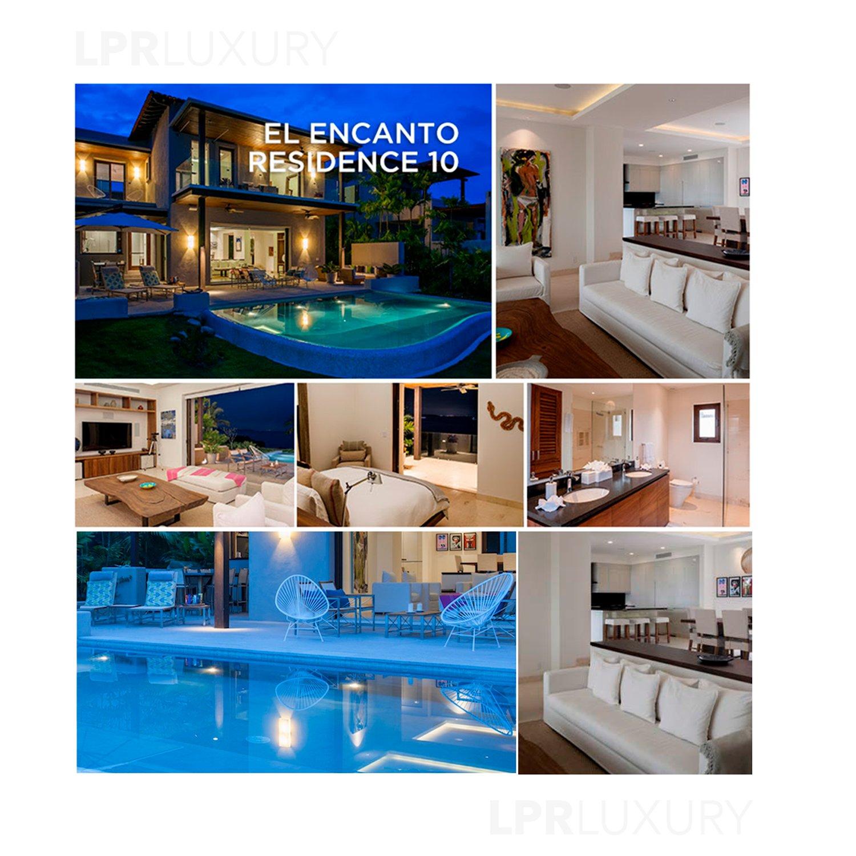 Villa El Encanto 10 - Luxury vacation rental villa at the Punta Mita Resort, Riviera Nayarit, Mexico