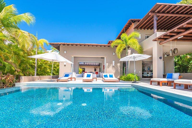 Villa El Encanto 6 - Punta Mita resort vacation rental villa - Mexico