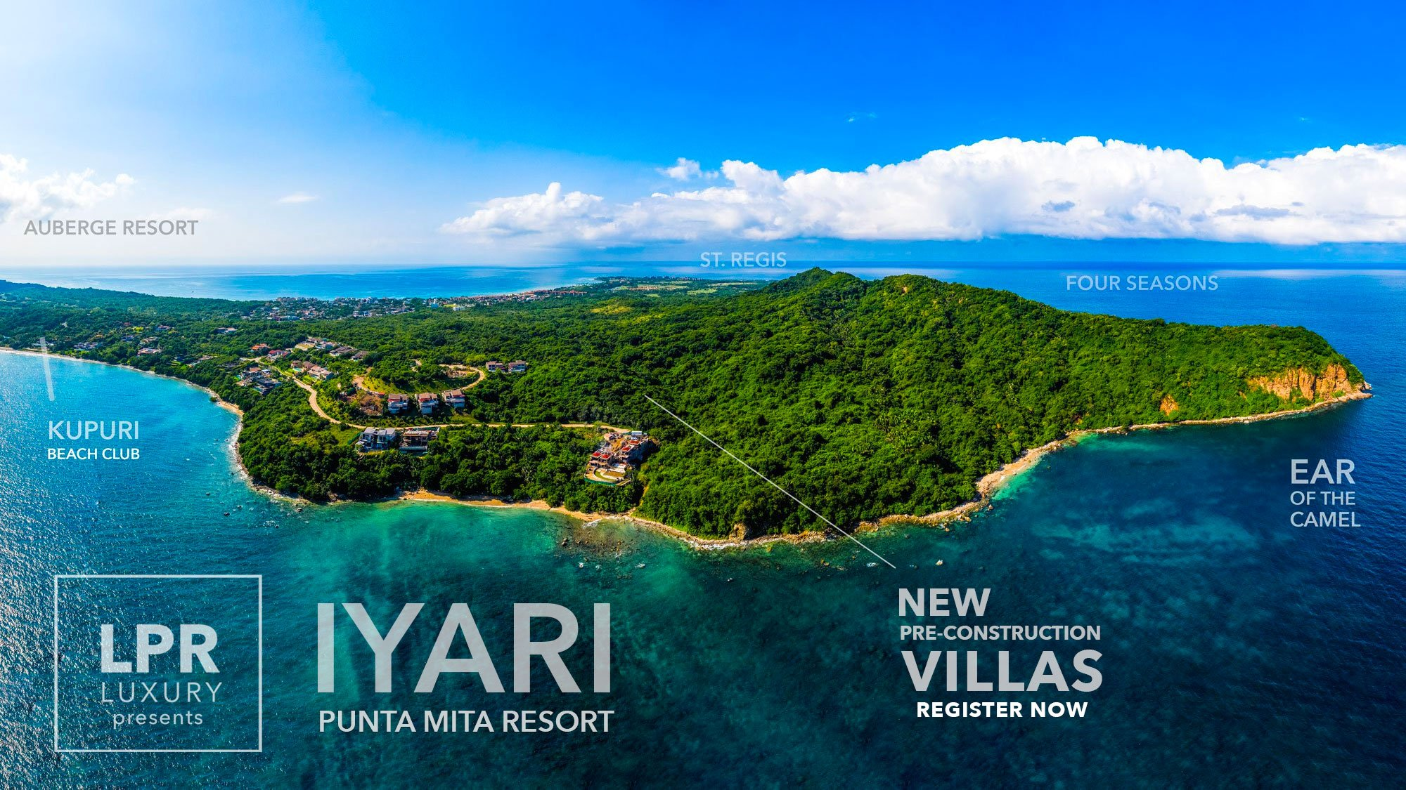 IYARI - Punta Mita Resort, Riviera Nayarit, Mexico
